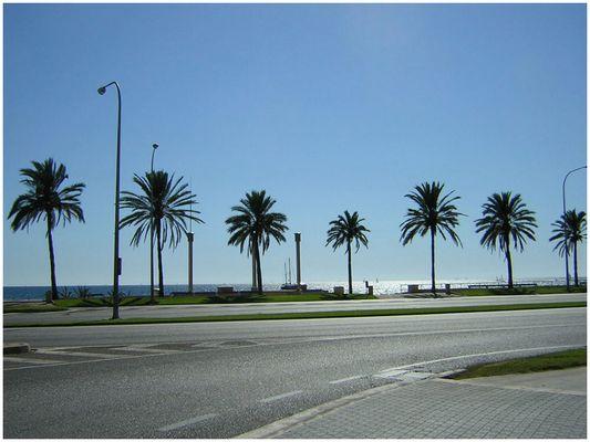 Palma de Mallorca, Oktober 2004