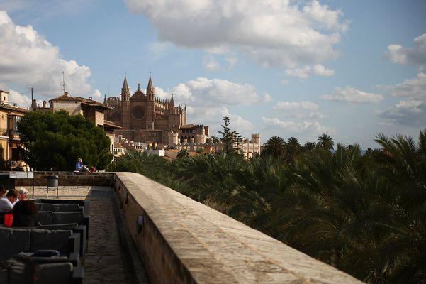 Palma, über den Dächern