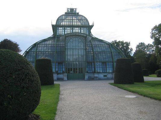 Palmenhaus, Schönbrunn