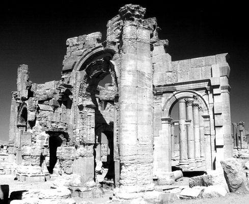 Palmyras Haupttor