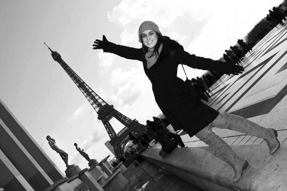 Paloma en París