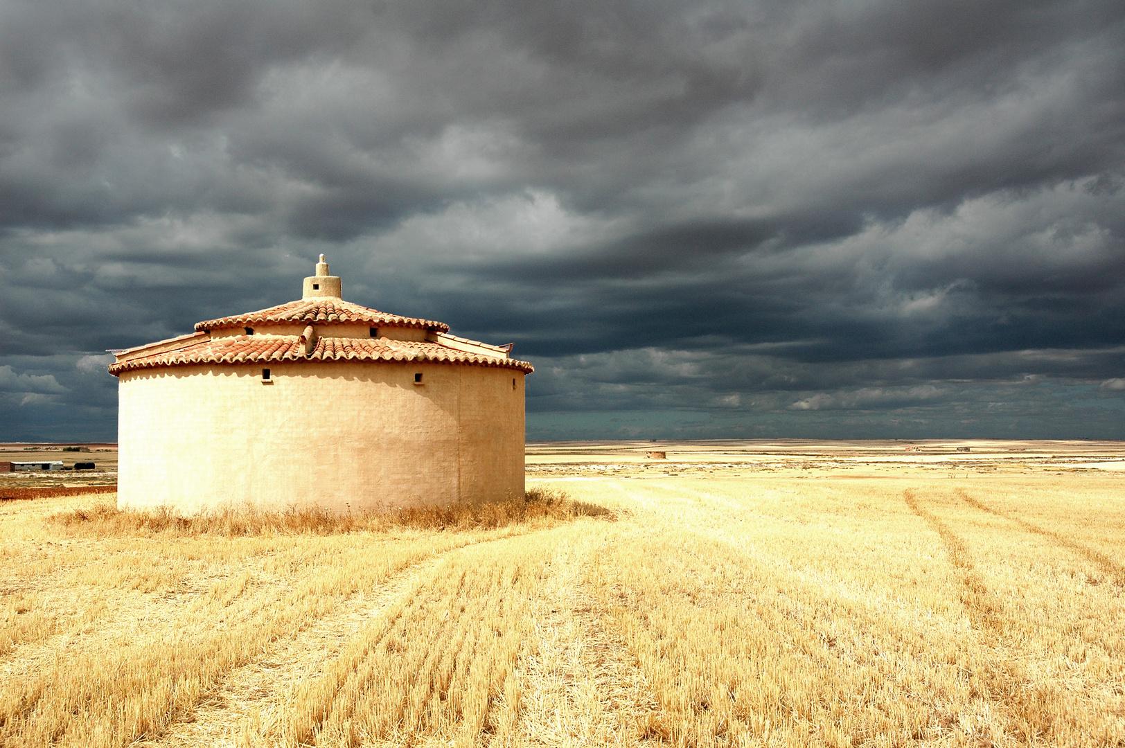 palomar en Villarrín de Campos (Zamora. España)