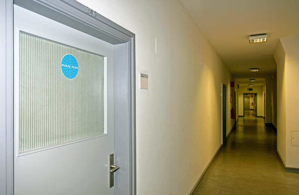 PAN AM Office in Berlin-Tempelhof