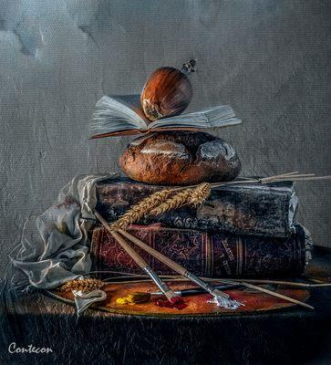 pan y cebolla