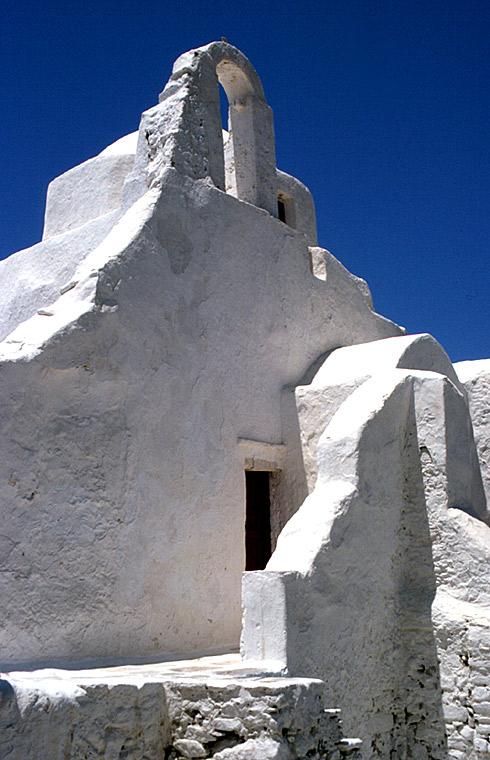 Panagia Paraportiani - Mykonos
