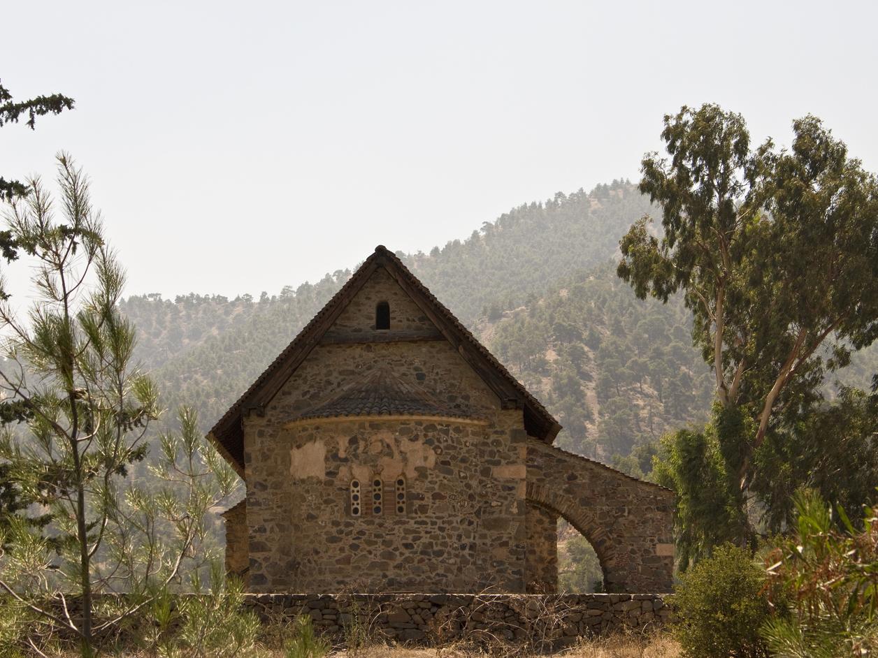 Panagia tis Asinou-Kirche
