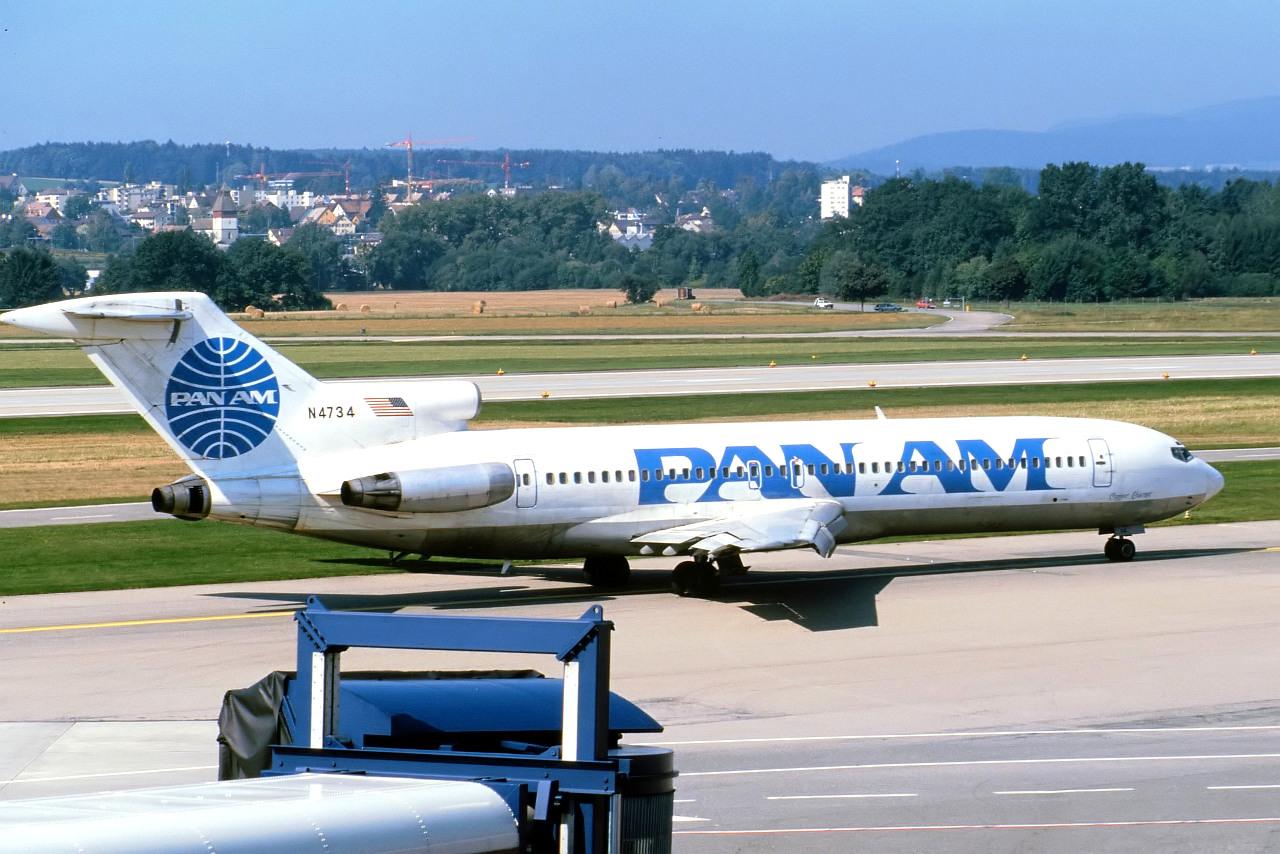 PanAm B727