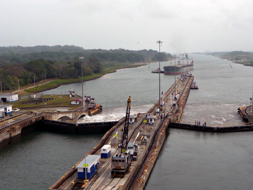 Panama Kanal 1