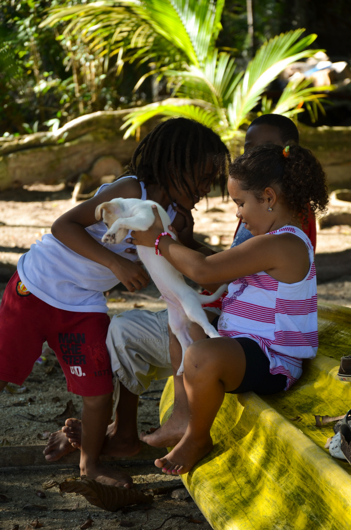 Panamanian kids