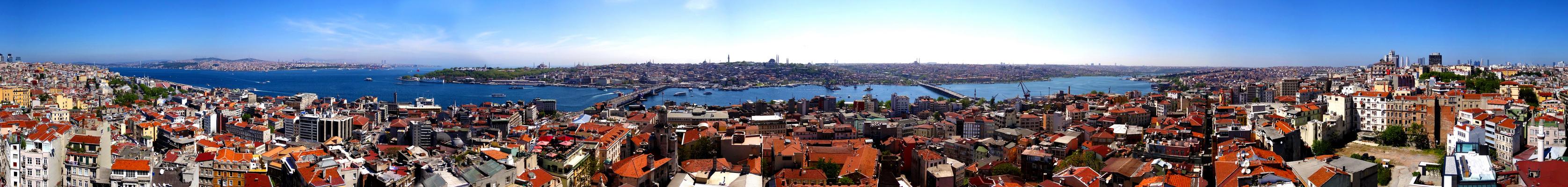 Panaroma - Istanbul