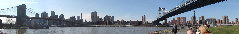 Panaroma Manhattan