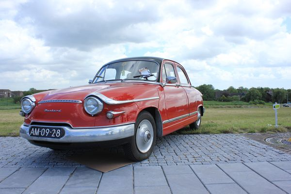 Panhard PL17 [1959].
