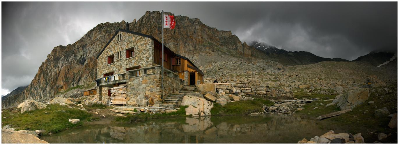 PANO / Almagellerhütte