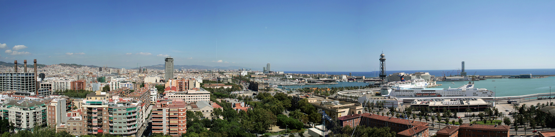 Pano Barcelona 2