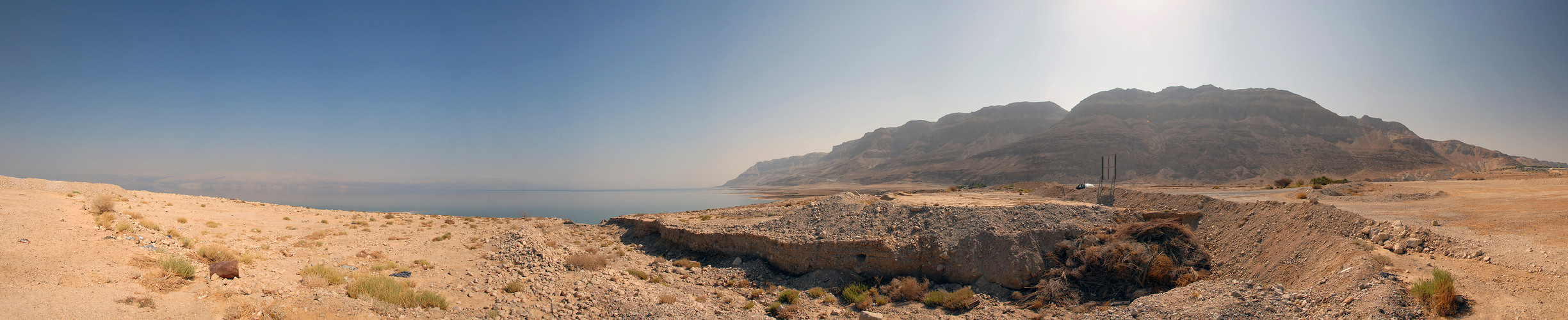 Pano Dead Sea I