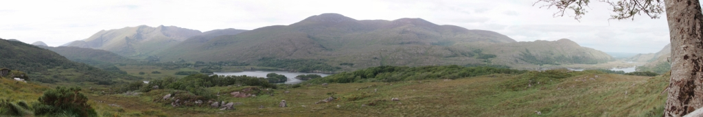 Pano du National Park of Killarney