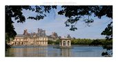 Pano from Chateau de Fontainebleau by Fons van Swaal