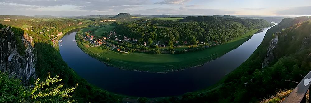 Pano - Sächsische Schweiz
