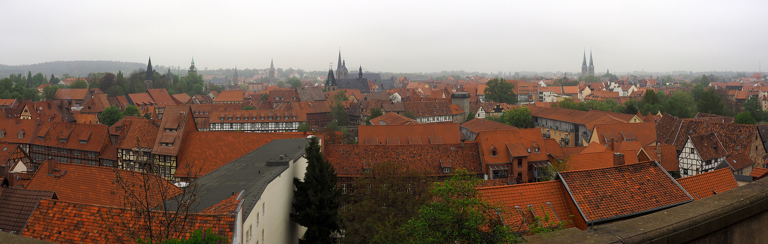 Pano vom Schlossberg
