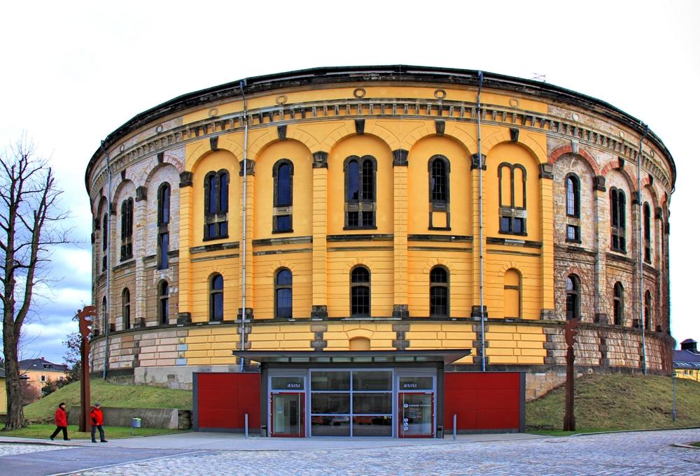 Panometer in Dresden