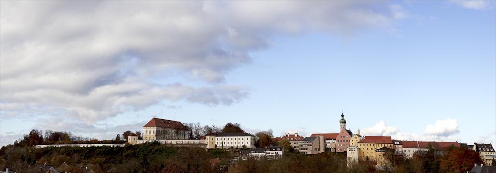 Panorama Altstadt Dachau