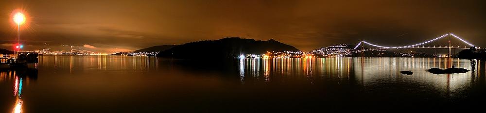 Panorama Askøy - Bergen