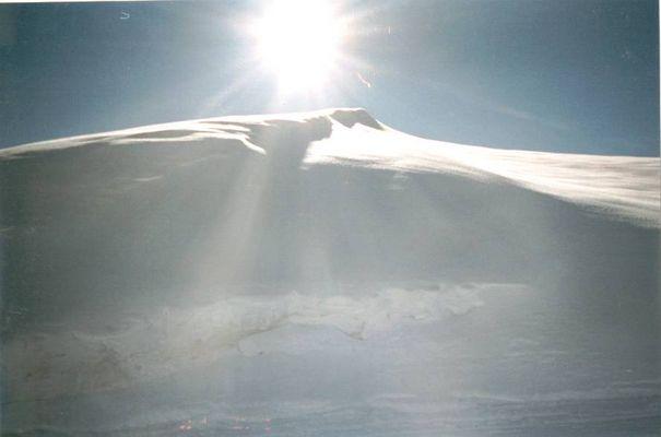 panorama auf 3000 m