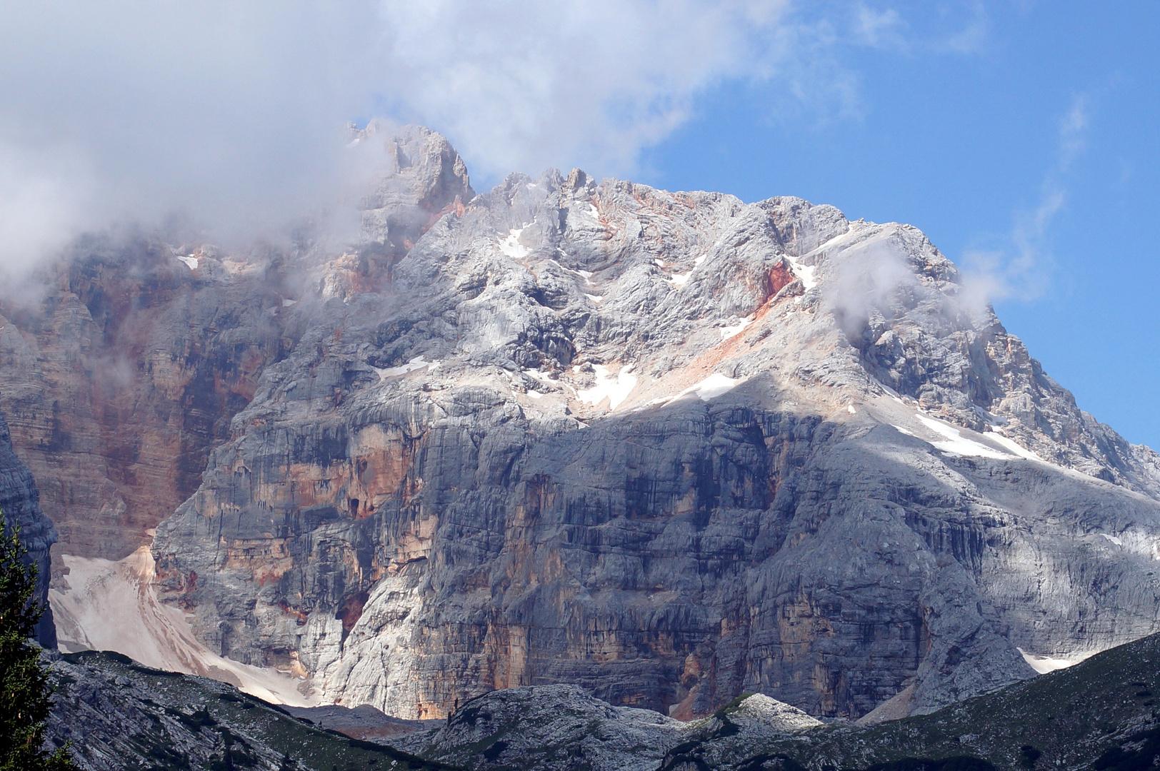 Panorama auf der Platzwiese....Südtirol
