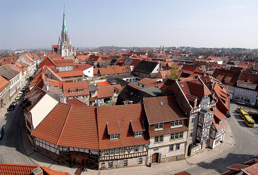 Panorama auf die Altstadt