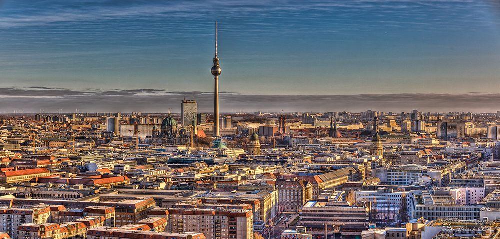 panorama berlin city foto bild deutschland europe berlin bilder auf fotocommunity. Black Bedroom Furniture Sets. Home Design Ideas