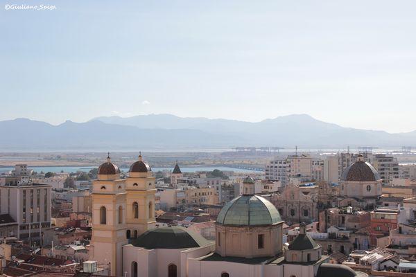 Panorama Cagliaritano
