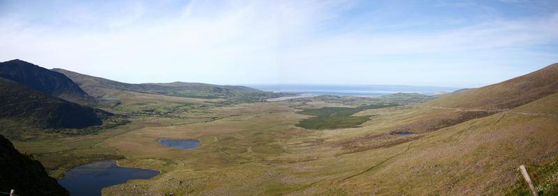 Panorama - Cloghane