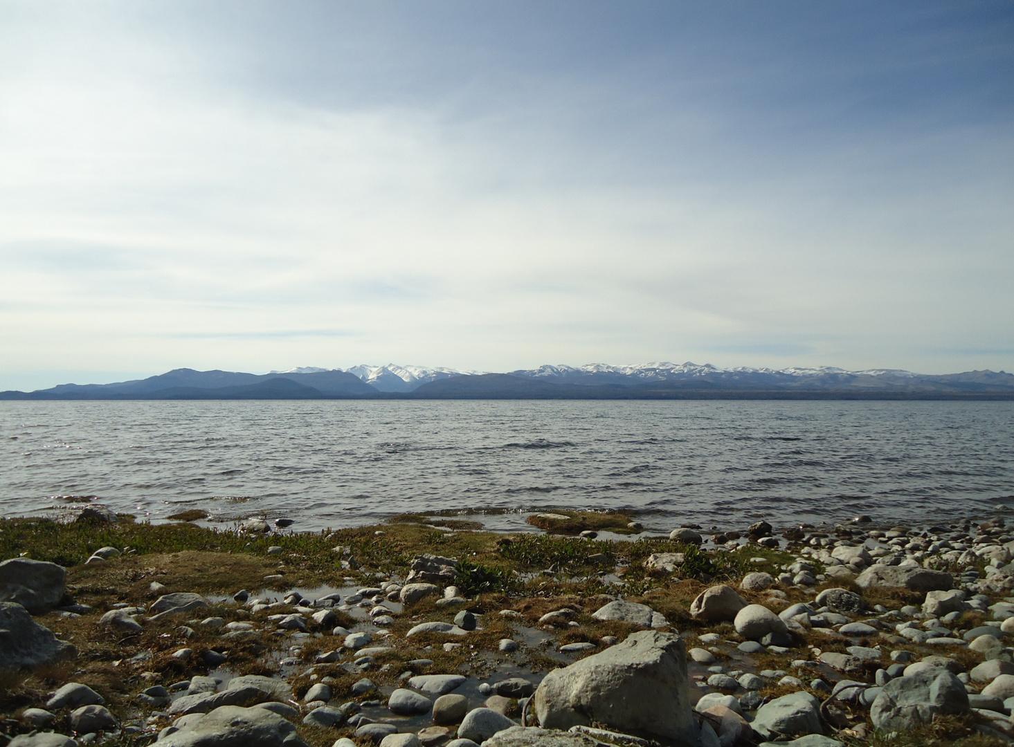 Panorama del nahuel huapi