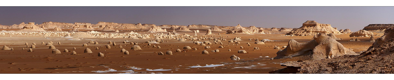 Panorama der Kugelberg-Wüste