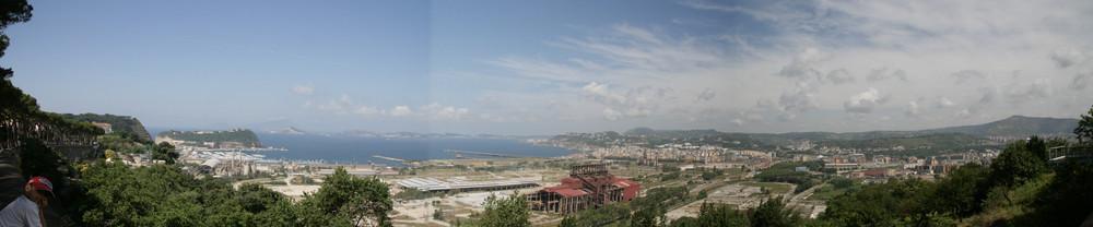 panorama di Bagnoli