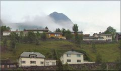 Panorama di Geiranger