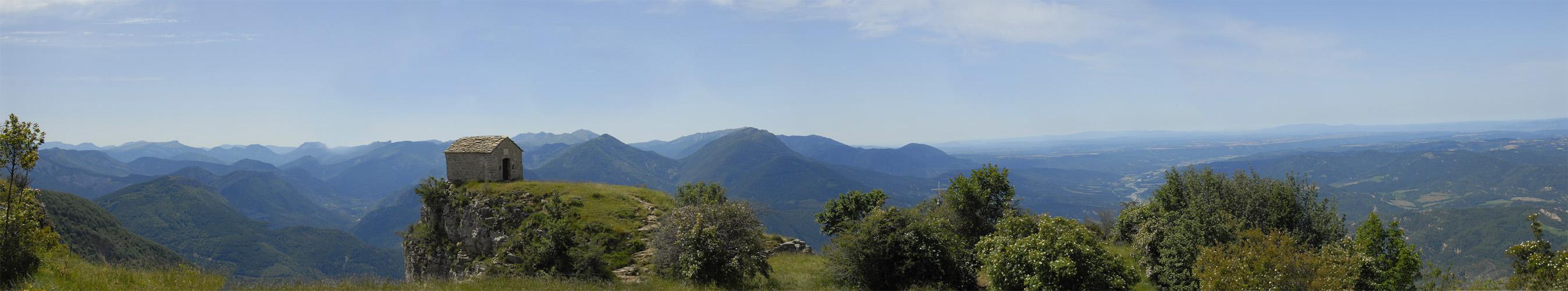 Panorama Digne-Les-Bains
