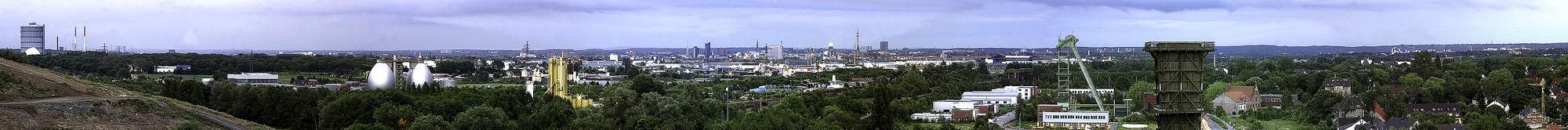 Panorama Dortmund