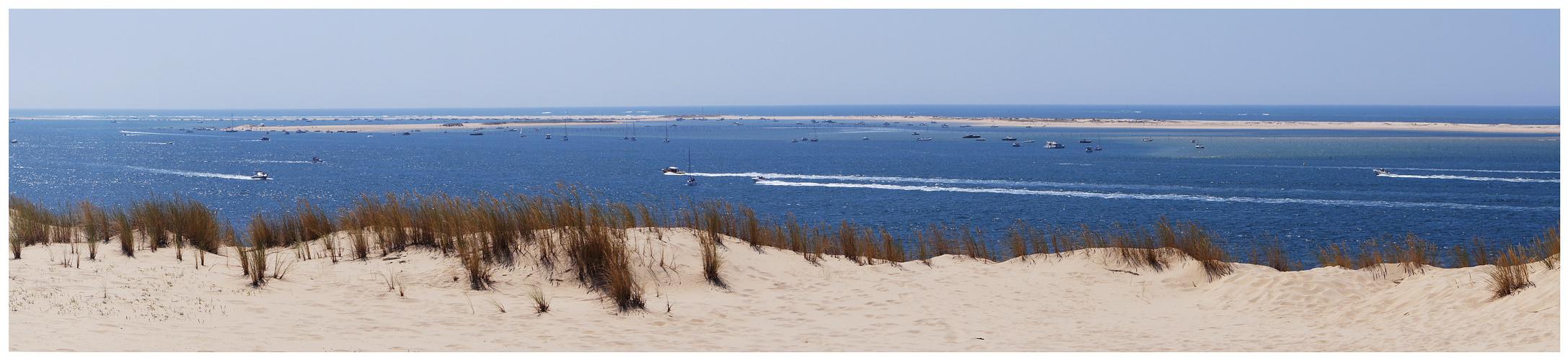 Panorama - Dune du Pilat (IV)