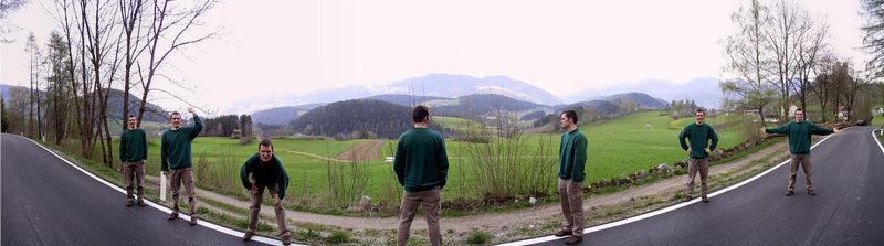 Panorama, einer meiner ersten Versuche