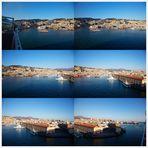 Panorama, Einzelbilder