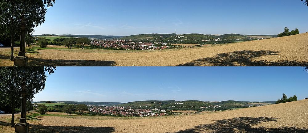 Panorama-Experiment