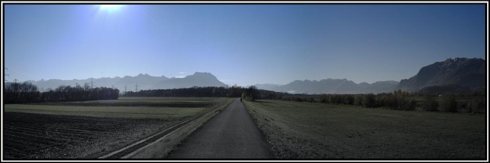 Panorama-farba