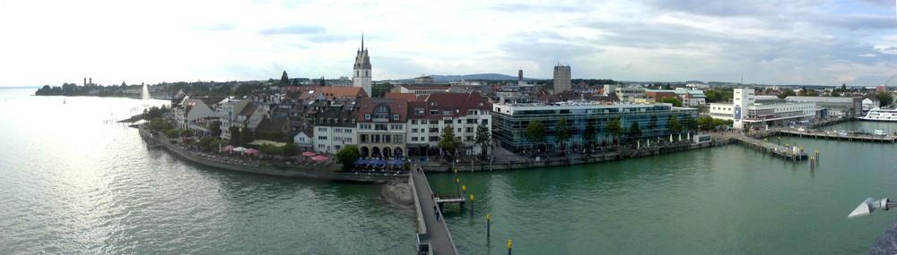 ** Panorama Friedrichshafen **