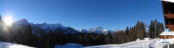 panorama from Arveyes