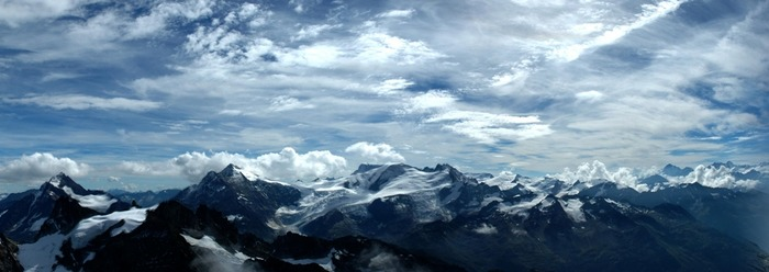 Panorama from Titlis