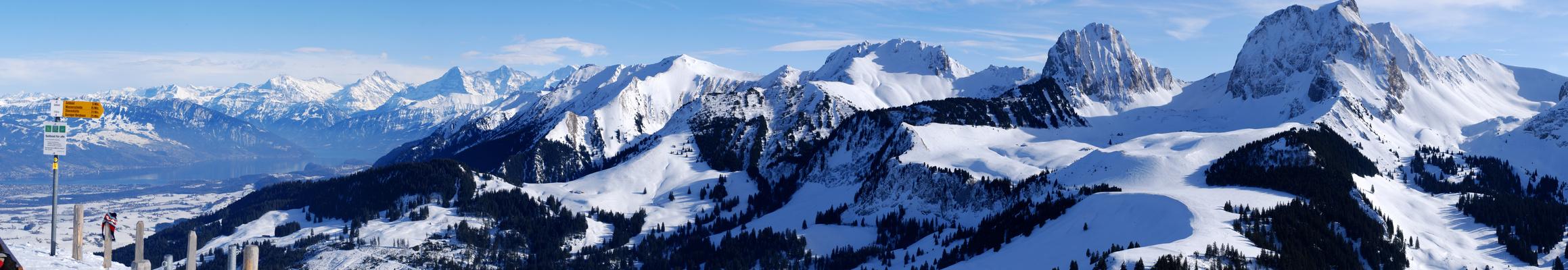 Panorama Gantrisch Bern