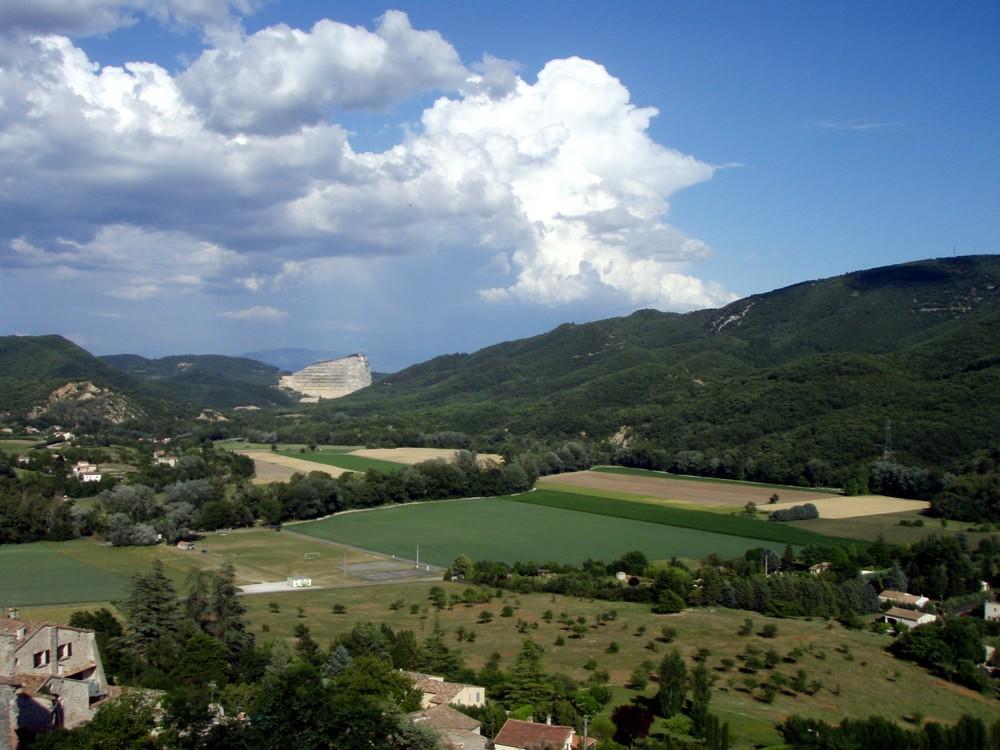 panorama Haute Provence