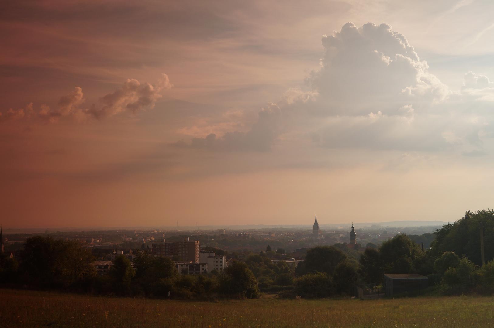 Panorama Hildesheims