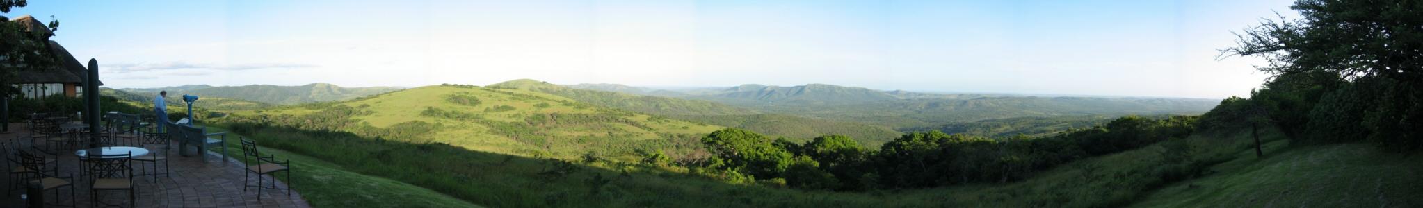 Panorama - Hilltop Camp